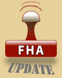fha loans, fha update, fha mortgage insurance