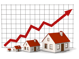 Home Values UP